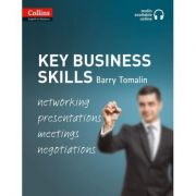Business Skills and Communication Key Business Skills B1-C1. Networking, presentations, meetings, negotiations - Barry Tomalin
