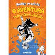 Rowley prezintă: O aventură superformidabilă