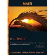 Comentariile Tyndale. Matei - R. T. France