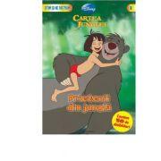 Disney - Cartea junglei - Prietenii din jungla - Citim si ne distram