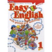 Easy English with games and activities 1 - Lorenza Balzaretti, Fosca Montagna