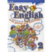 Easy English with games and activities 2 - Lorenza Balzaretti, Fosca Montagna