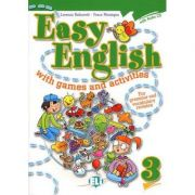 Easy English with games and activities 3 - Lorenza Balzaretti, Fosca Montagna
