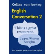 Easy Learning English Conversation Book 2 Your essential guide to accurate English 2nd edition