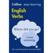 Easy Learning English Verbs. Your essential guide to accurate English 2nd edition