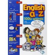 English from A to Z (+ audio CD) - Jewell Susan