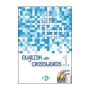 English with Crosswords 1, with DVD-ROM - Letizia Pigini, Gigliola Capodaglio