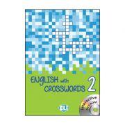 English with Crosswords 2, with DVD-ROM - Letizia Pigini, Gigliola Capodaglio