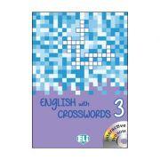 English with Crosswords 3, with DVD-ROM - Letizia Pigini, Gigliola Capodaglio