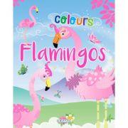 Flamingos Colours (roz)