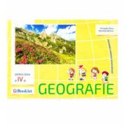 Geografie, clasa 4 - Mihaela Dima, Nicoleta Beliciu