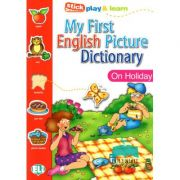 My First English Picture Dictionary. On Holiday - Joy Olivier
