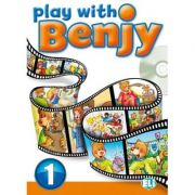 Play with Benjy + DVD 1 - Maria Grazia Bertarini, Paolo Iotti