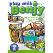 Play with Benjy + DVD 2 - Maria Grazia Bertarini, Paolo Iotti