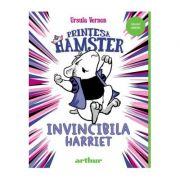 Printesa Hamster. Invincibila Harriet - Ursula Vernon