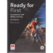 Ready for First coursebook with eBook and key 3rd Edition - Roy Norris