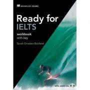 Ready for IELTS workbook with key - Sarah Emsden-Bonfanti
