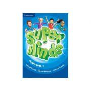 Super Minds Level 1, Flashcards - Herbert Puchta, Gunter Gerngross, Peter Lewis-Jones
