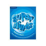Super Minds Level 1, Teacher's Book - Melanie Williams, Herbert Puchta, Gunter Gerngross, Peter Lewis-Jones