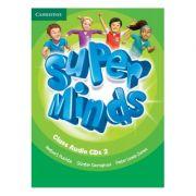 Super Minds Level 2, Class Audio CDs - Herbert Puchta, Gunter Gerngross, Peter Lewis-Jones