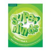 Super Minds Level 2, Teacher's Book - Melanie Williams, Herbert Puchta, Gunter Gerngross, Peter Lewis-Jones