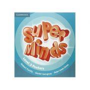 Super Minds Level 3, Posters - Herbert Puchta, Gunter Gerngross, Peter Lewis-Jones
