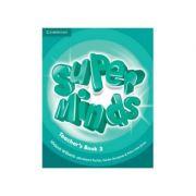 Super Minds Level 3, Teacher's Book - Melanie Williams, Herbert Puchta, Günter Gerngross, Peter Lewis-Jones