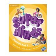 Super Minds Level 5, Student's Book with DVD-ROM - Herbert Puchta, Jeff Stranks, Peter Lewis Jones