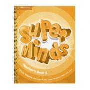 Super Minds Level 5, Teacher's Book - Melanie Williams, Herbert Puchta, Gunter Gerngross, Peter Lewis-Jones