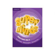 Super Minds Level 6, Class CDs - Herbert Puchta, Gunter Gerngross, Peter Lewis-Jones