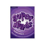 Super Minds Level 6, Teacher's Book - Melanie Williams, Herbert Puchta, Gunter Gerngross, Peter Lewis-Jones