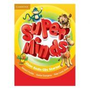 Super Minds Starter, Class Audio CDs - Herbert Puchta, Gunter Gerngross, Peter Lewis-Jones