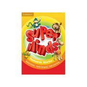 Super Minds Starter, Flashcards - Herbert Puchta, Gunter Gerngross, Peter Lewis-Jones