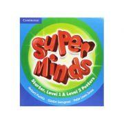 Super Minds Starter-Level 2, Posters - Herbert Puchta, Gunter Gerngross, Peter Lewis-Jones