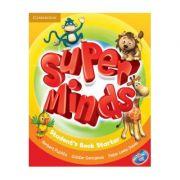 Super Minds Starter, Student's Book with DVD-ROM - Herbert Puchta, Gunter Gerngross, Peter Lewis-Jones