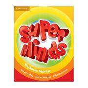 Super Minds Starter, Workbook - Herbert Puchta, Günter Gerngross, Peter Lewis-Jones