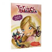 Witch - Caiet de amintiri 1 (contine poster cu abtibilduri)