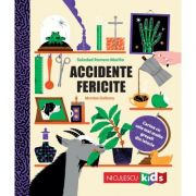 Accidente fericite. Cartea cu cele mai multe greseli din istorie - Soledad Romero Marino, Montse Galbany