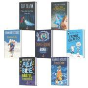 Pachet din 10 carti pentru copii, varsta recomandata 10+