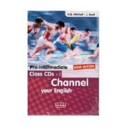 Channel your English Pre-Intermediate Class CDs - H. Q Mitchell