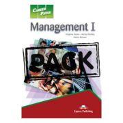 Curs limba engleza Career Paths Management I. Pachetul elevului (manual + audio CD) - Virginia Evans, Jenny Dooley, Henry Brown