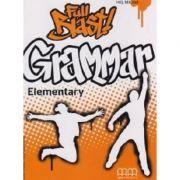 Full Blast Elementary Grammar book - H. Q. Mitchell