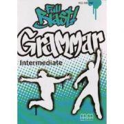 Full Blast Elementary Intermediate Grammar book - H. Q. Mitchell