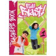 Full Blast! Teachers Book, level 1 - H. Q. Mitchell