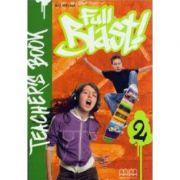 Full Blast! Teachers Book, level 2 - H. Q. Mitchell
