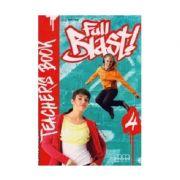 Full Blast! Teachers Book, level 4 - H. Q. Mitchell
