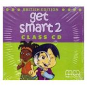 Get Smart 2 Class CDs - H. Q. Mitchell, Marileni Malkogianni
