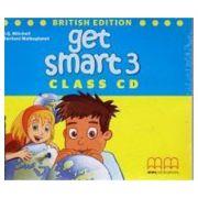 Get Smart 3 Class CD - H. Q. Mitchell