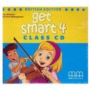 Get Smart 4 Class CD - H. Q. Mitchell