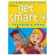 Get Smart 4 Teacher's book - H. Q. Mitchell